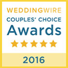 2016 Wedding Wire Couple's Choice